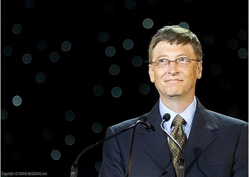 Bill Gates knows Microsoft makes crap